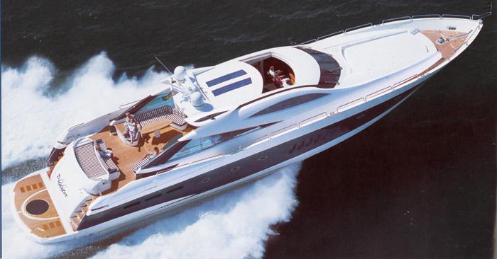 Sunseeker Predator 82 Yacht Luxury Super Yachts