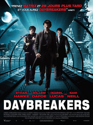 Watch Daybreakers 2009 BRRip Hollywood Movie Online | Daybreakers 2009 Hollywood Movie Poster