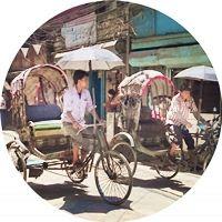 Transportes-Katmandu