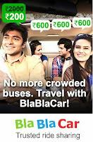 Bla Bla Car Offer At Minimum Cost Travel Tour