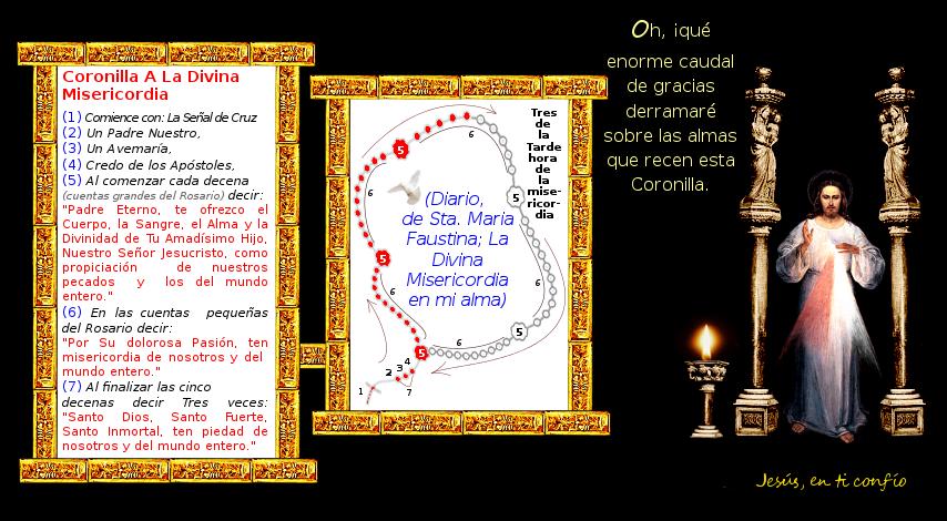 reza por misericordia