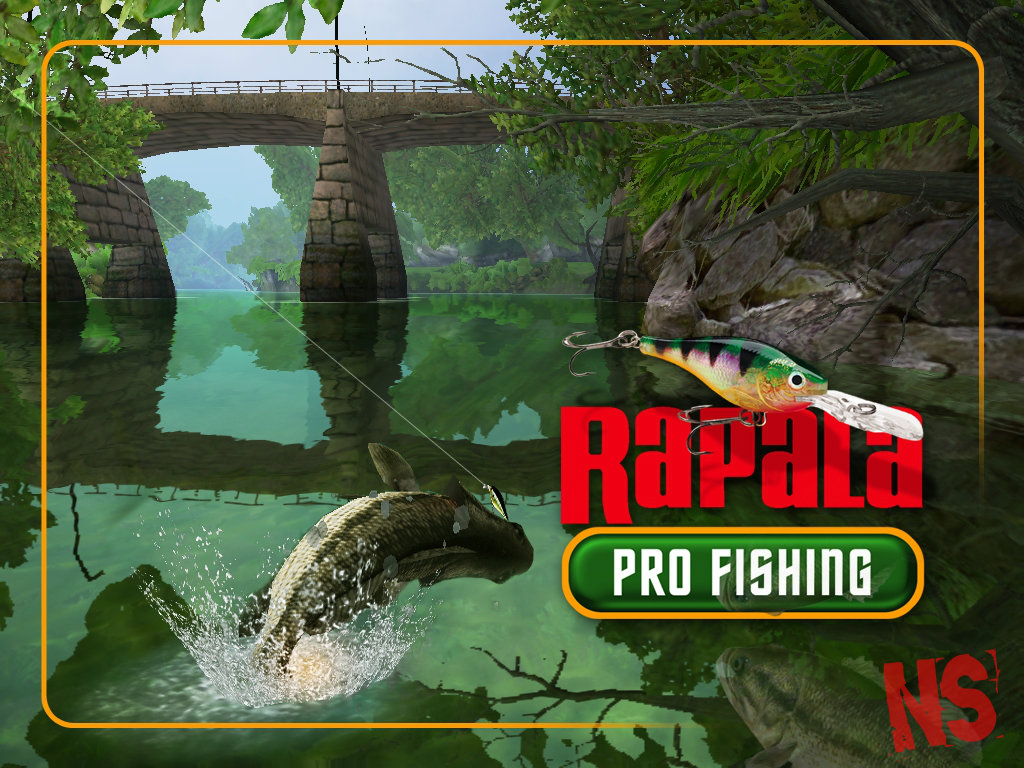 Rapala pro fishing for pc full version for Bass fishing game