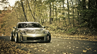 Nissan Road HD Wallpaper