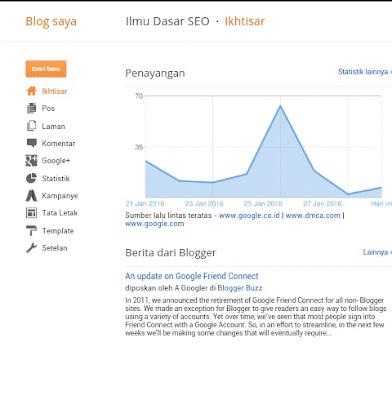 Cara Mengatasi Gambar Artikel Yang Tidak Muncul di Blogger [No Image]
