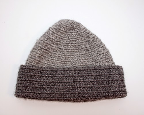 Rådmansö Stitch hat from Valley Yarns Berkshire Bulky yarn