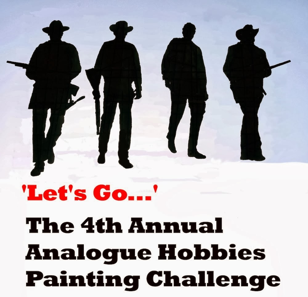 Curt's 4th Painting Challenge
