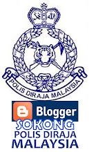 Blogger Sokong PDRM