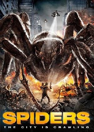 Nhện Khổng Lồ - Spiders (2013) Vietsub