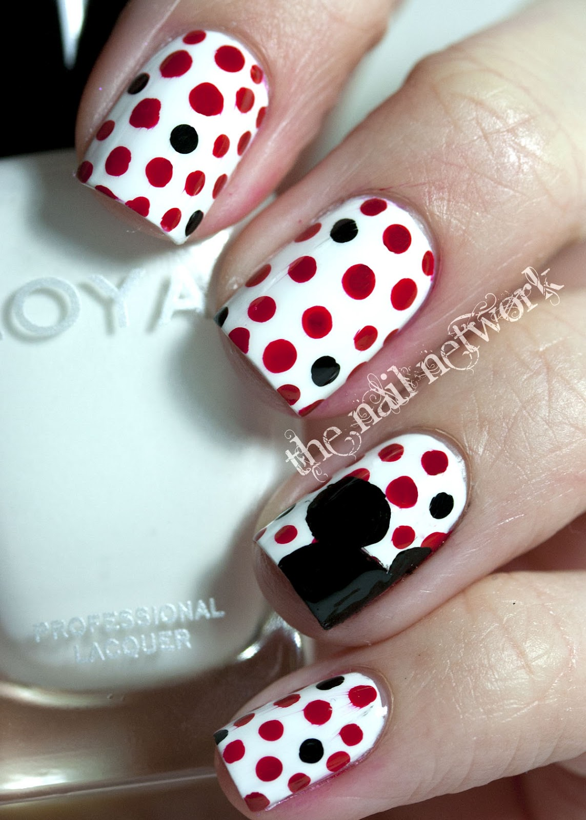 The Nail Network: March 2012