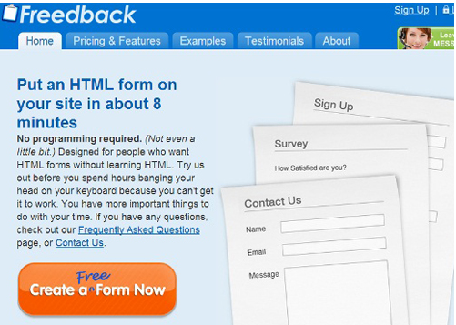 12 Best Free Html5 Contact Form & Contact Us Page ...