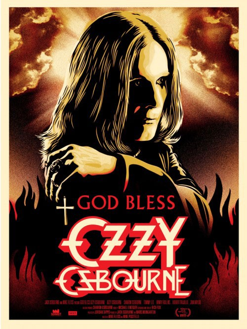 FILM God Bless Ozzy Osbourne (2011)