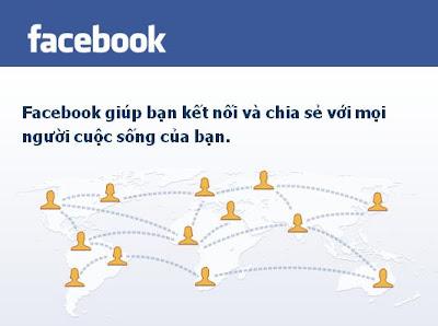 de dang vao facebook