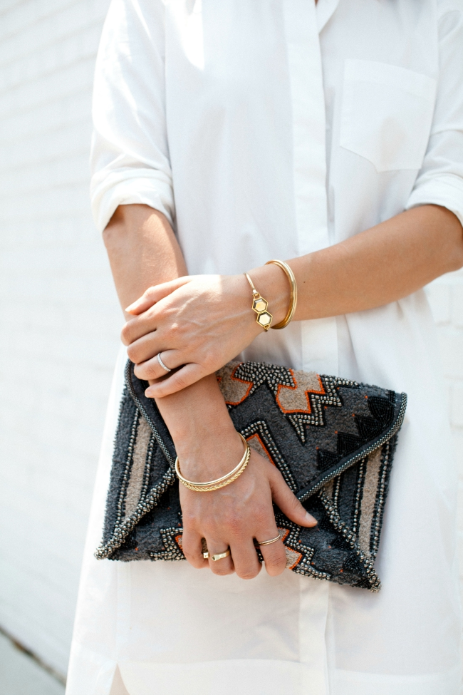 beaded clutch, anthropologie clutch