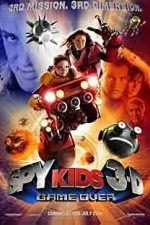 Watch Spy Kids 3-D Game Over 2003 Megavideo Movie Online