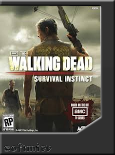 Game The Walking Dead Survival Instinct Full ISO + Crack