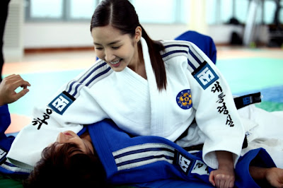 Korean Sport Fashion Lee Min Ho&Park Min Young