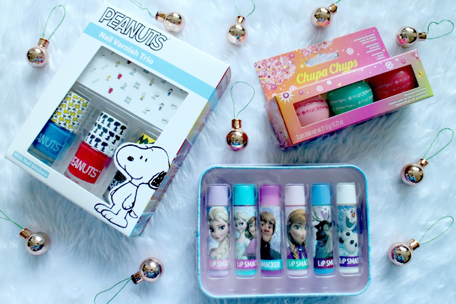 next up are some adorable little gifts which would make for the perfect addition to someones stocking this christmas