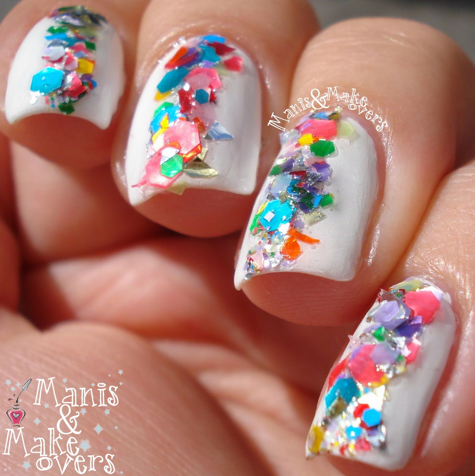How To Apply Loose Glitter To Nail Polish – Papillon Day Spa