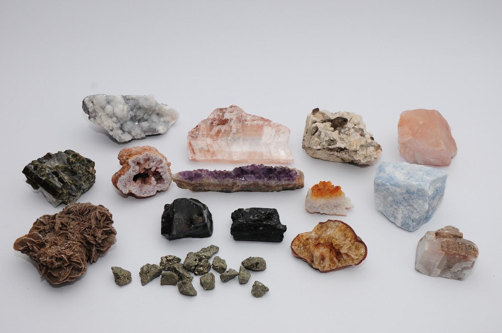 Sentir los sentidos las piedras que es la gemoterapia - Tipos de piedras naturales ...