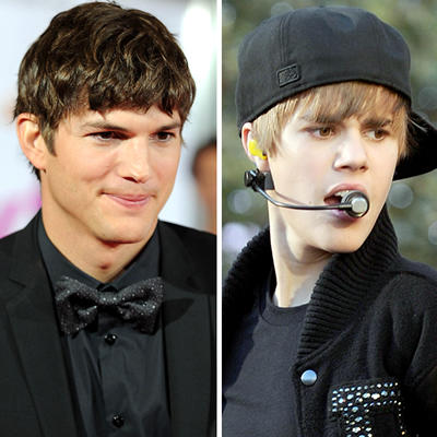 ashton kutcher nose. opposite Ashton Kutcher.