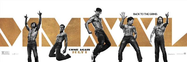Magic Mike XXL Banner