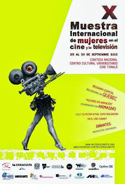 X Muestra Internacional de Mujeres en el Cine y la Televisión