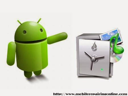 backup your android phone apps data
