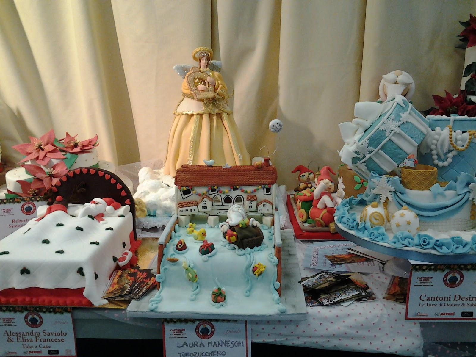 Zuccherosamente cake gallery 2012 fiera dell for Fiera dell arredamento milano