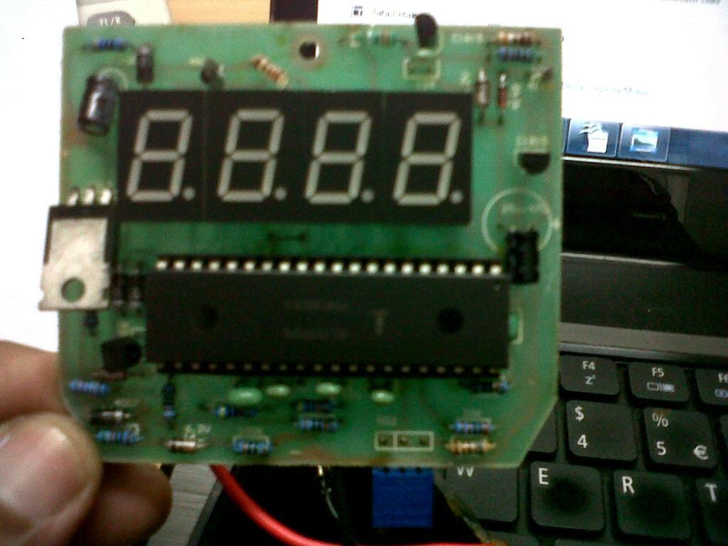 7107 Voltmeter Holidays Icl7106 Digital Circuit Eko Kiswanto Blog Membuat Sendiri Volt Meter