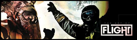 The Art Of Flight фильм о сноубордистах