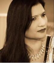Nepali Poet Anu Shah