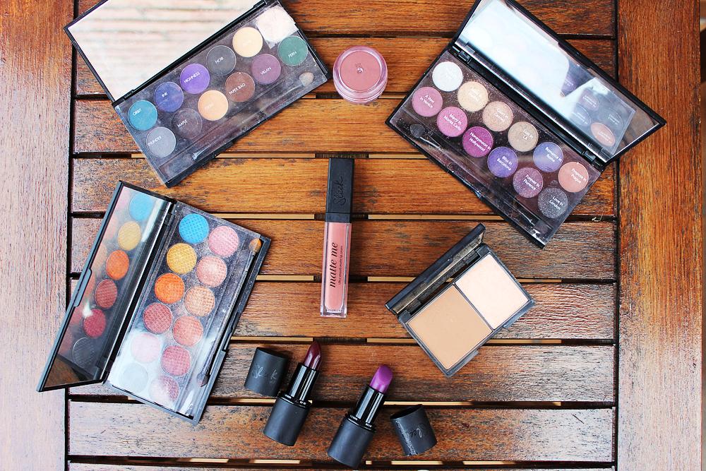 Sleek Makeup review