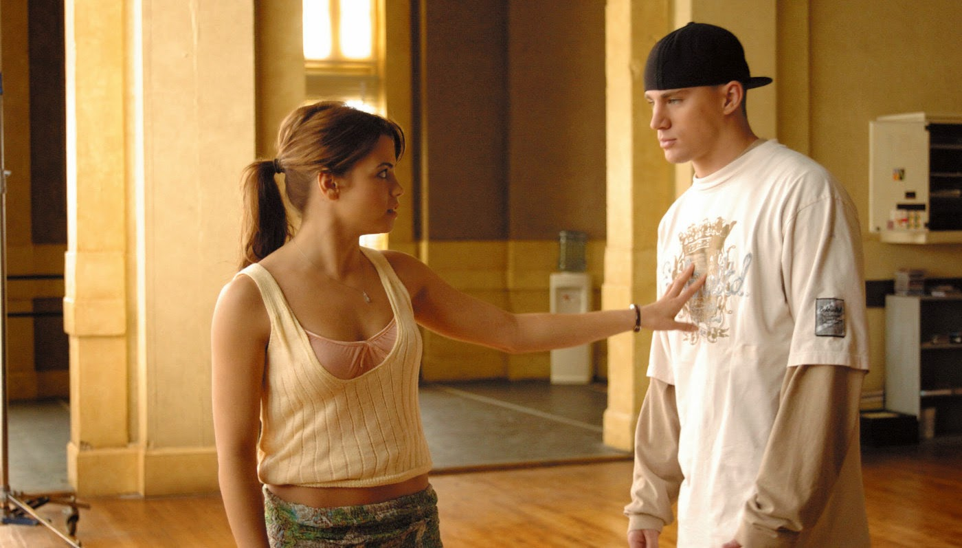 Displaying 12> Images For - Step Up Movie 2006... Channing Tatum