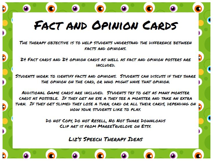 Fact And Opinion Worksheets For Second Grade Pictures