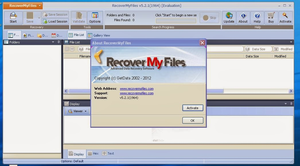 Recover My Files V3 94 Free Download