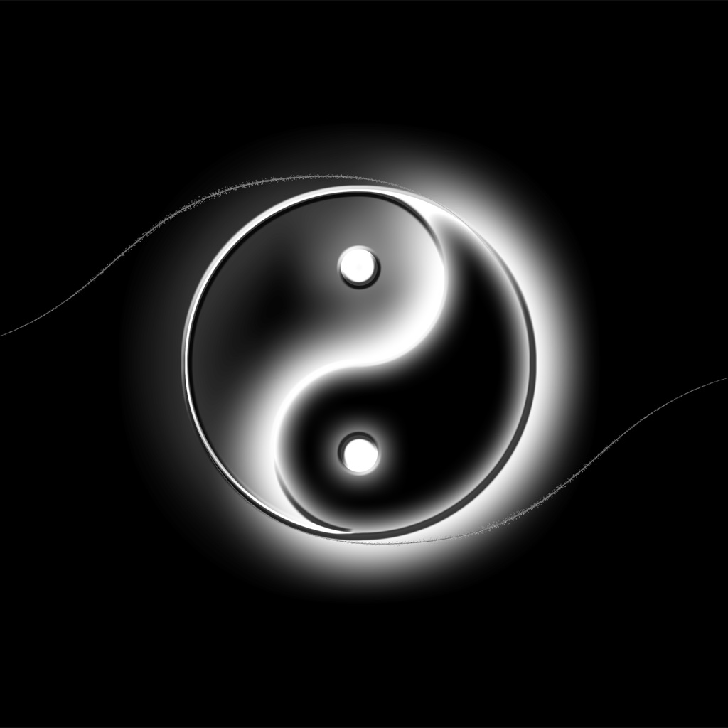 cool yin yang wallpapers