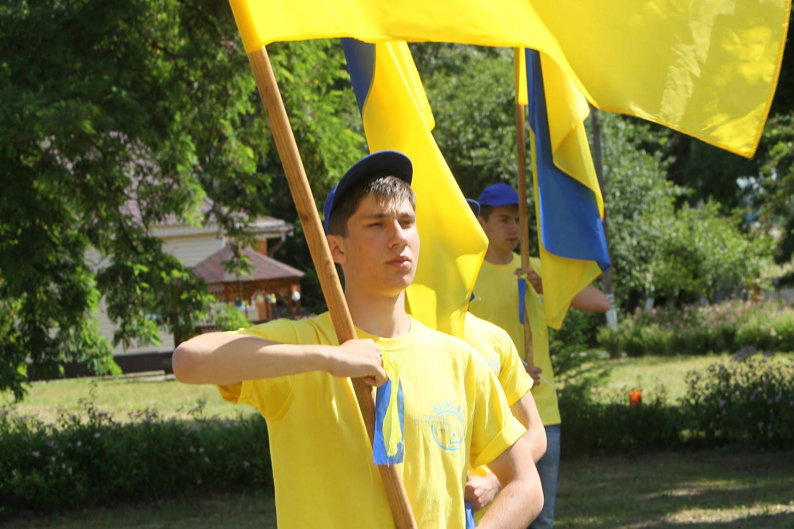 Обласна літня школа ІІ зміна національно-патріотичний профіль