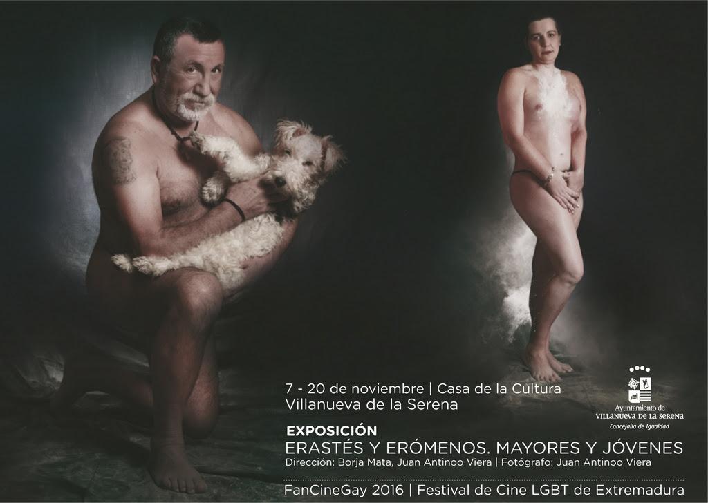 Exposición Erastes y Erómenos
