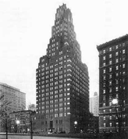 Музей Николая Рериха в Нью-Йорке, 1929