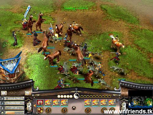 Battle Realms :Winter Of The Wolf - Mediafire