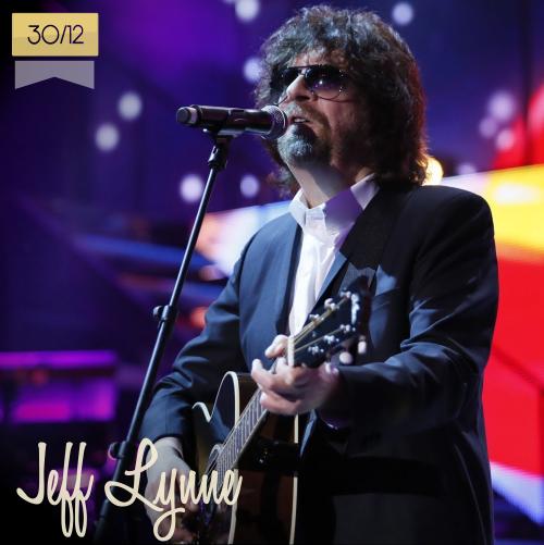 30 de diciembre | Jeff Lynne - @RealJeffLynne | Info + vídeos