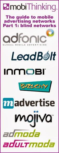 World's Largest Mobile Advertising platform Networks.