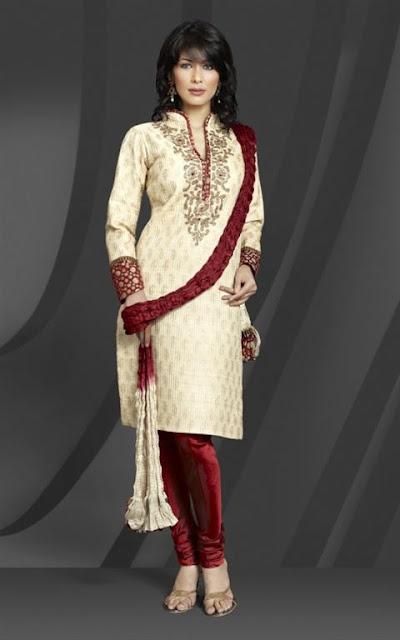 Bridal Shalwaar kameez 2012