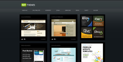 Premium ThemeForest Blogger Templates