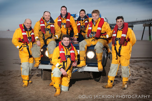 Lifeboat - PR Launch pictures