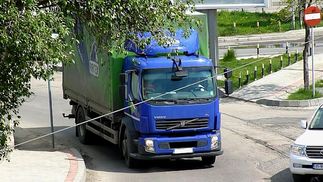 Volvo FL 280 Truck  , 4x2 Truck , Volvo FL 280 4x2 Truck  , FL , Volvo Truck , Volvo , Box Truck , Volvo FL 280 Box Truck, Truck Spotting