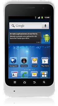 Telefono ZTE KIS Android