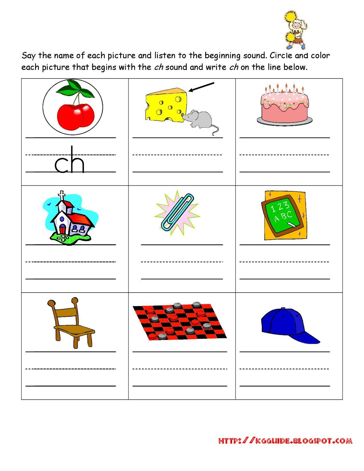 Worksheet Guide Pictures Clip Art Line Drawing Coloring