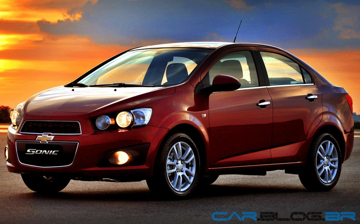 Chevrolet Sonic Sedan Perfil on 2013 Chevrolet Sonic Lt