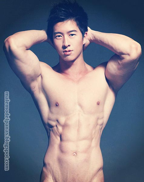 Asian muscle men-jason chee